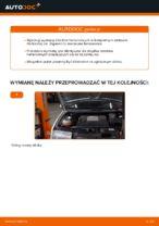 Kiedy wymienić Zestaw klocków hamulcowych SKODA FABIA Combi (6Y5): pdf poradnik