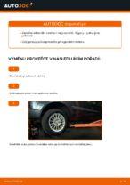 Doporučení od automechaniků k výměně FORD Ford Fiesta V jh jd 1.4 16V Klinovy zebrovany remen