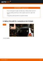 Manuální PDF pro údržbu ZAFIRA