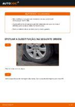 Mudar Rolamento da Roda VW GOLF: manual técnico