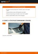Autószerelői ajánlások - VW VW Sharan 1 2.0 TDI Kerékcsapágy csere