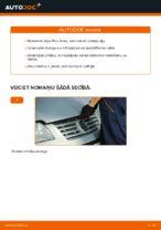 Eļļas filtrs nomaiņa VW SHARAN: tiešsaistes pamācības