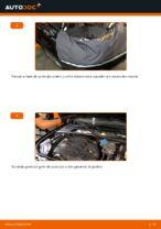 Cum se înlocuiește filtrul de habitaclu al automobilului AUDI A4 B6 (8E5)