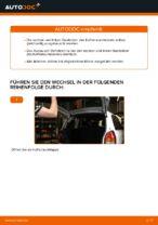 KILEN 444043 für Zafira A (T98) | PDF Handbuch zum Wechsel