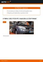 Odporúčania od automechanikov k výmene RENAULT Renault Scenic 2 1.5 dCi Lozisko kolesa