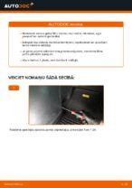 Rokasgrāmata PDF par ZAFIRA apkopi