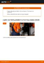 Workshop manual for BMW X3 Van (G01) online
