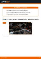 Kuinka vaihtaa moottoriöljyt ja öljynsuodatin BMW E39 malliin