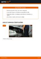 Kā nomainīt motoreļļu un eļļas filtru Ford Focus 2 DA dīzelis