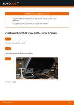 Jak vyměnit palivový filtr na BMW E39