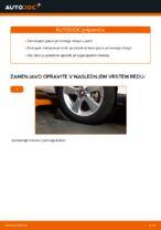 Avtomehanična priporočil za zamenjavo TOYOTA Toyota Auris e15 2.0 D-4D (ADE150_) Metlica brisalnika stekel