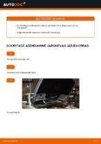 Kuidas vahetada kütusefiltrit autol BMW E39