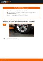 Hogyan cseréje és állítsuk be Kormány gömbfej TOYOTA AURIS: pdf útmutató