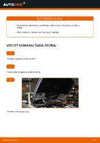 Kā nomainīt degvielas filtru automašīnai BMW E39