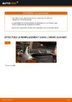 Comment remplacer le vérin à gaz du couvercle de coffre sur une BMW E39