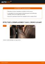 Comment remplacer un amortisseur arrière sur une BMW E39