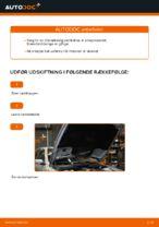Hvordan man udskifter brændstoffilter på BMW E39