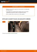 Como mudar e ajustar Amortecedor de suspensão BMW 5 SERIES: tutorial pdf