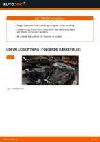 Hvordan man udskifter ophængsfjedre i for på BMW E39