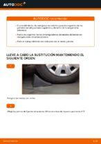 PDF manual sobre mantenimiento SHARAN