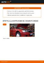Come sostituire l'olio motore e il filtro dell'olio su BMW E46 Cabrio