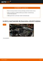 Kuinka vaihtaa etu-iskunvaimentimen jouset BMW E39 malliin
