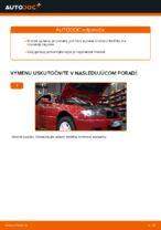 Ako vymeniť prednú brzdovú hadičku na BMW E46 Cabrio