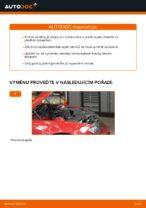 Jak vyměnit uložení přední vzpěry zavěšení kol na BMW E46 Cabrio