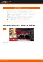 Como substituir um filtro de ar de habitáculo em BMW E46 Cabrio