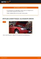 Como substituir a mangueira do travão dianteiro em BMW E46 Cabrio