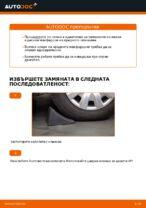 Препоръки от майстори за смяната на VW VW Sharan 1 2.0 TDI Тампони Стабилизираща Щанга