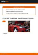 Kuidas vahetada mootoriõli ja filtrit autol BMW E46 Cabrio