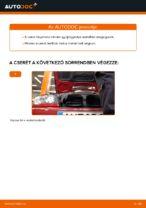 BMW E46 Cabrio gyújtógyertya csere