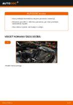 Kā nomainīt priekšējās piekares atsperes automašīnai BMW E39