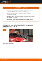 Wie Sie das vordere Federbein am BMW E46 Cabrio ersetzen