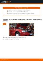 Wie Sie den vorderen Bremsschlauch am BMW E46 Cabrio ersetzen