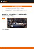 VOLVO V70 II (SW) Zündkerzensatz wechseln: Handbuch online kostenlos