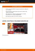 Hvordan man udskifter kabineluftfilter på BMW E46 Cabriolet