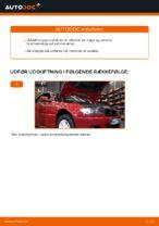 Hvordan man udskifter den forreste bremseslange på BMW E46 Cabriolet