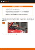 Wie Sie den Unterarm der vorderen Einzelradaufhängung am BMW E46 Cabrio ersetzen