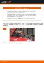 Querlenker erneuern BMW 3 SERIES: Werkstatthandbücher