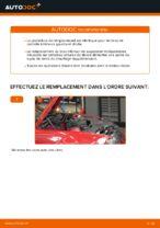 Comment remplacer l'arbre inférieur de la suspension indépendante avant sur une BMW E46 Cabriolet
