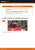 Udskiftning af Bærearm bag og foran BMW gør det selv - online manualer pdf