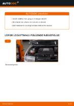 Sådan udskifter du motorolie og oliefilter på Skoda Fabia 6Y5
