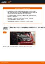 Cómo sustituir los discos de freno traseros en un BMW E46 Cabrio