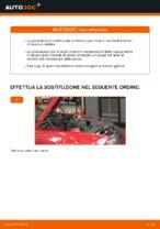 Come sostituire il braccio inferiore della sospensione indipendente anteriore su BMW E46 Cabrio