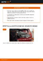 Come sostituire i dischi dei freni posteriori su una BMW E46 Cabrio