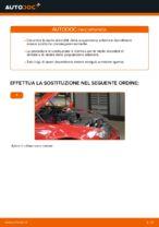 Come sostituire le molle della sospensione anteriore su BMW E46 Cabrio