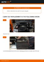 PDF Repair tutorial of car spares: SKODA OCTAVIA (1Z3)