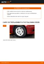 How to replace and adjust Stabilizer bushes : free pdf guide